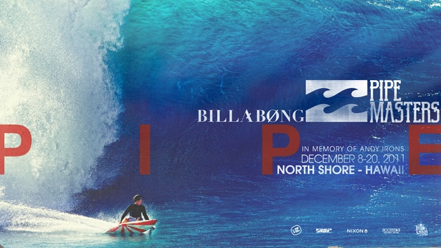 65ab4c253a08a7 Billabong Pipe Masters - Pipeline